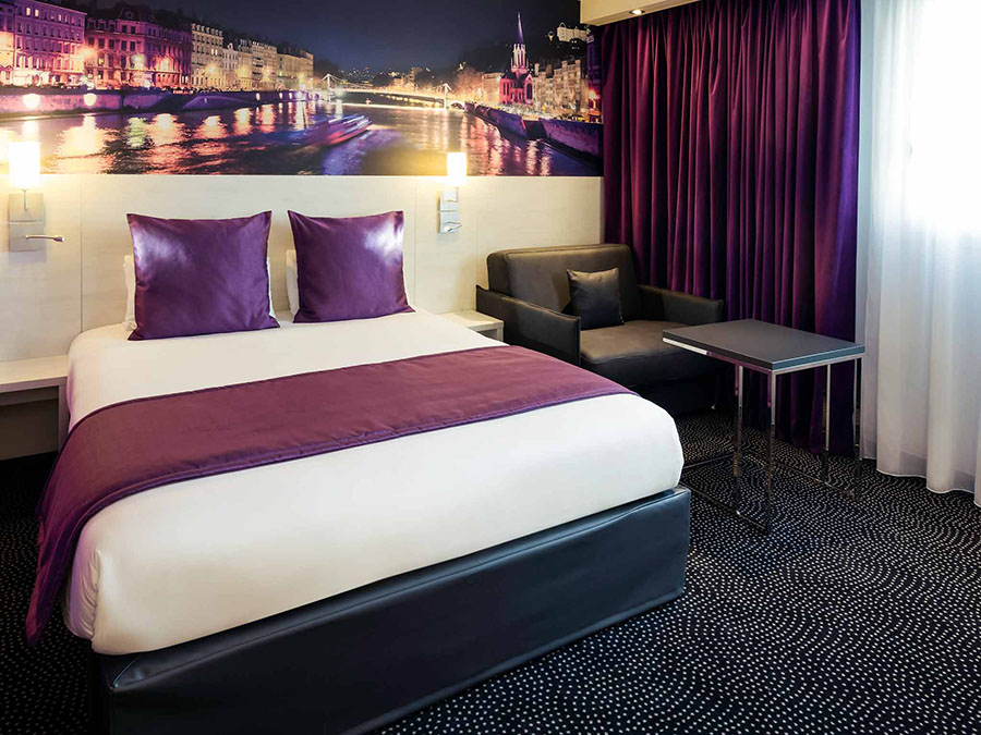 hotel charpennes mercure